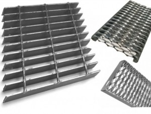 Expanded and Structural Grating